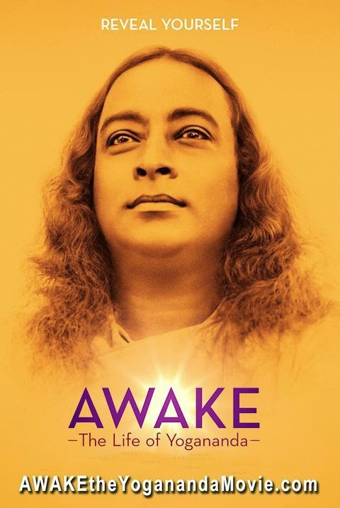 Awake Poster The life of Yogananda 2