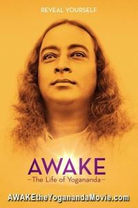 Awake Poster The life of Yogananda 2